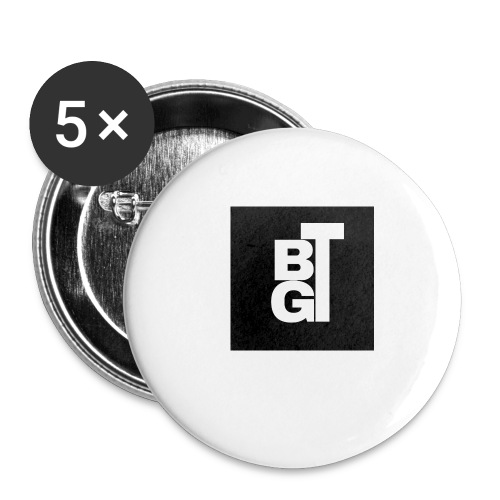 Black Pack - Small Buttons
