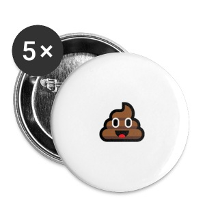 poo - Small Buttons