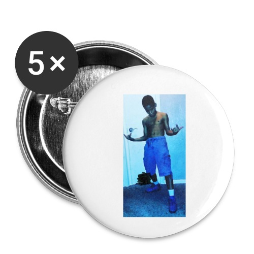 Sosaa - Buttons small 1'' (5-pack)