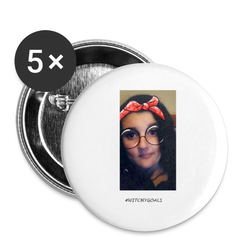 geek02 - Buttons small 1'' (5-pack)