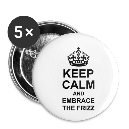 frizz - Buttons small 1'' (5-pack)