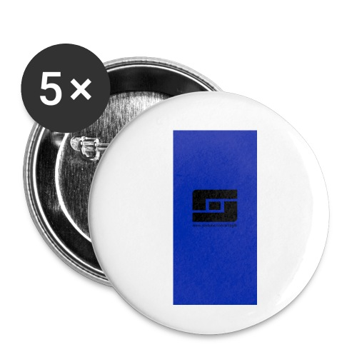 blacks i5 - Buttons small 1'' (5-pack)