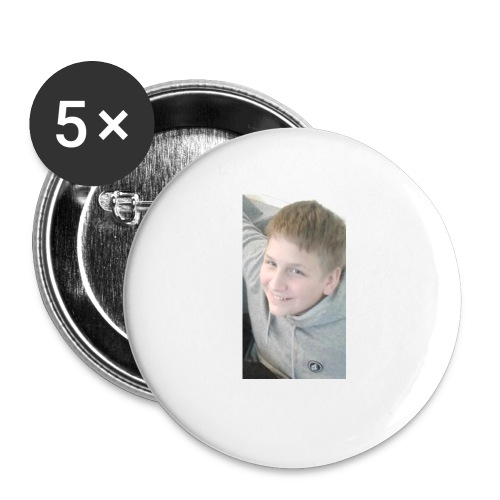 EvanTVSignatureMerch - Buttons small 1'' (5-pack)