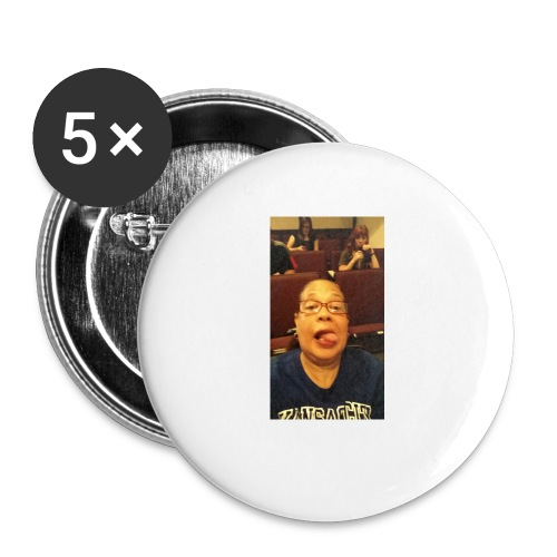 GET SMITHY WITH IT - Buttons small 1'' (5-pack)