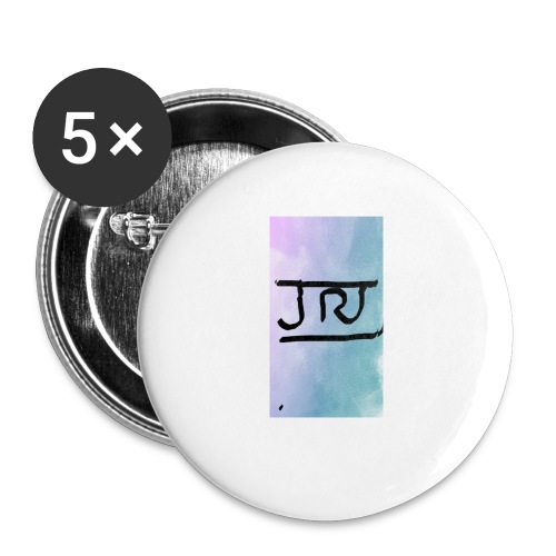 Josh - Buttons small 1'' (5-pack)
