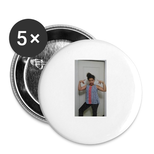 Winter merchandise - Buttons small 1'' (5-pack)
