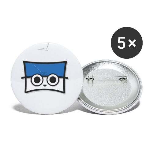 PropLogo - Buttons small 1'' (5-pack)