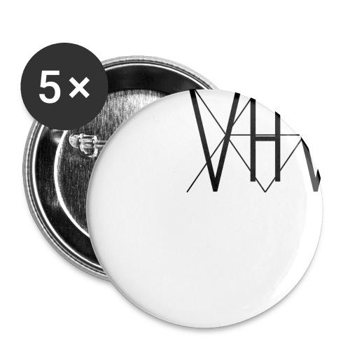 VaV Hoodies - Buttons small 1'' (5-pack)