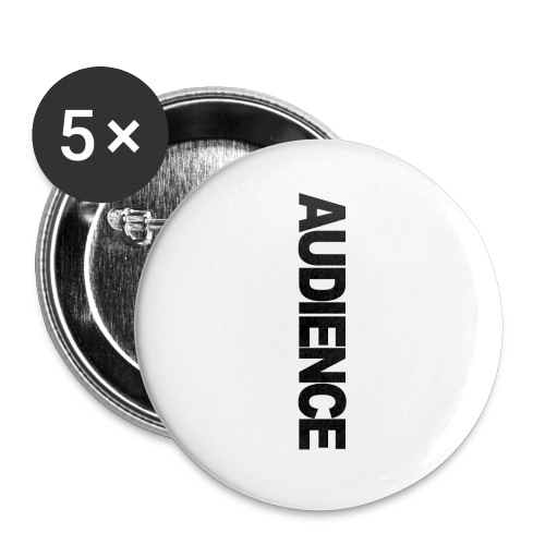Audience iphone vertical - Buttons small 1'' (5-pack)