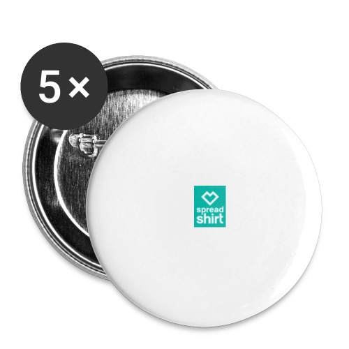 mail_logo - Buttons small 1'' (5-pack)