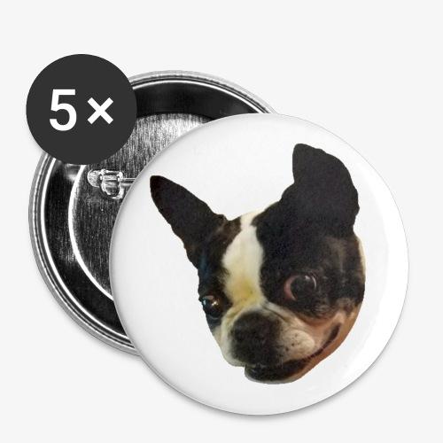 Zelda Doggie - Small Buttons