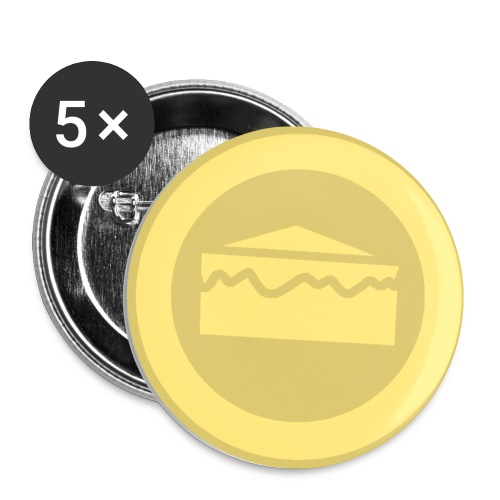 Team Vanilla Icon png - Buttons small 1'' (5-pack)