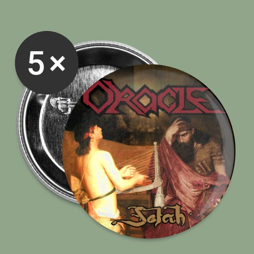 Oracle Selah button - Buttons small 1'' (5-pack)