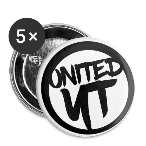 United Youtubers - Small Buttons