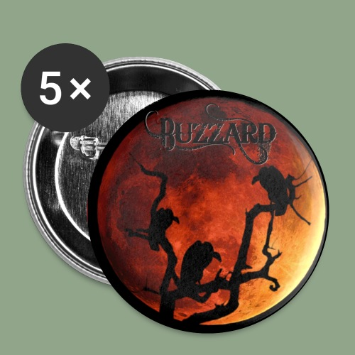 Buzzard Committee Button - Buttons small 1'' (5-pack)