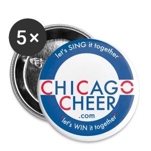 ChicagoCheer.Com - Small Buttons