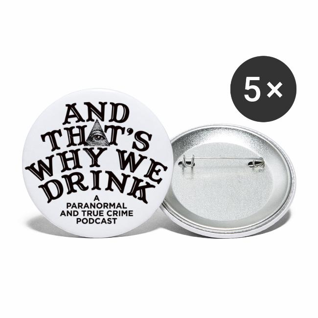 And That's Why We Drink OG Logo