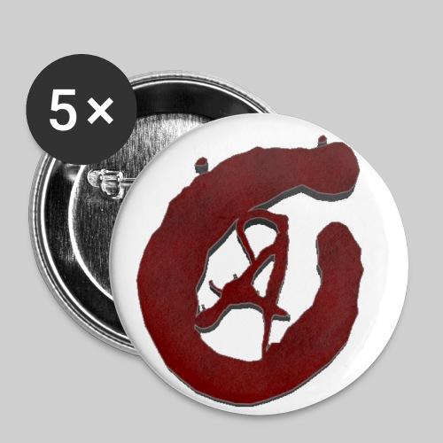 Shadow Armada's Original Logo - Small Buttons