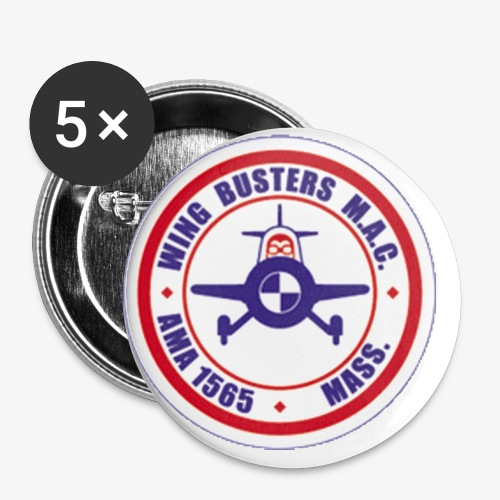Patch Design - Small Buttons