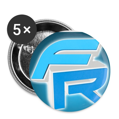 fr - Buttons small 1'' (5-pack)