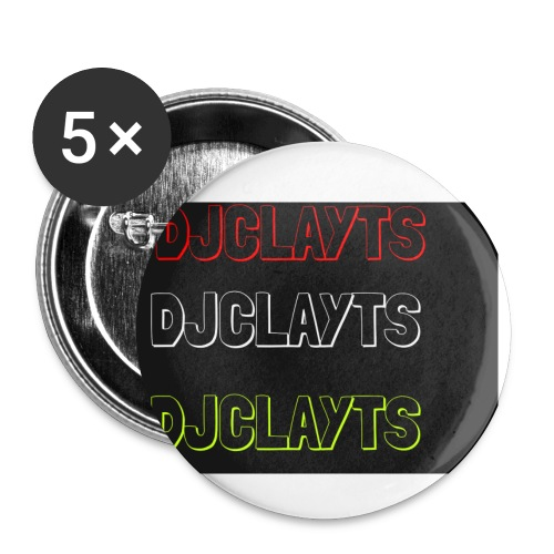 Djclayts - Small Buttons