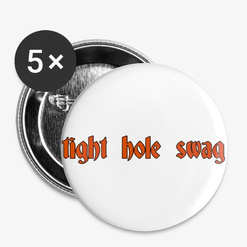 tight hole swag - Small Buttons