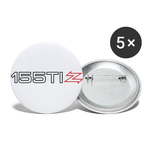 155 TI Zagato - Buttons small 1'' (5-pack)