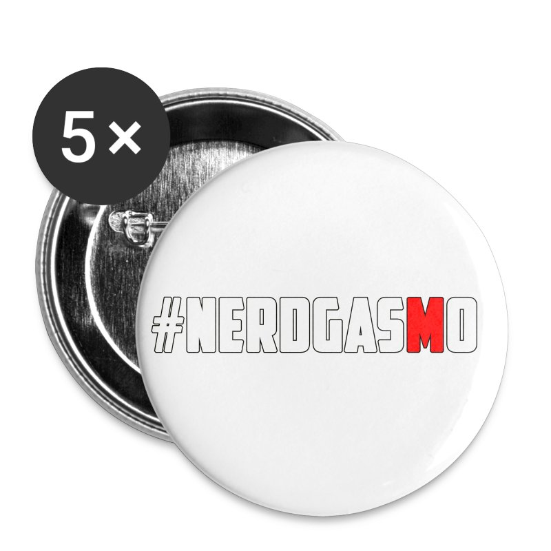 Nerdgasmo Marvelita - Small Buttons