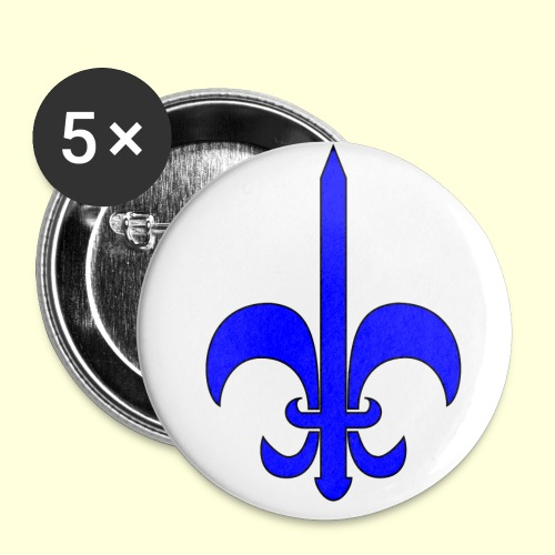 Adventurers' Guild Logo - Buttons small 1'' (5-pack)
