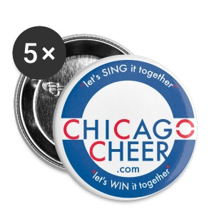ChicagoCheer.Com - Small Buttons