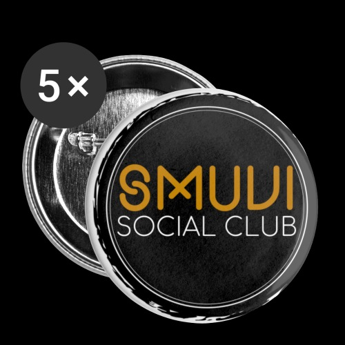 Smuvi Social Club - Small Buttons