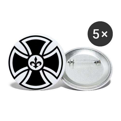 Priory Society Privacy Buttons - Buttons small 1'' (5-pack)