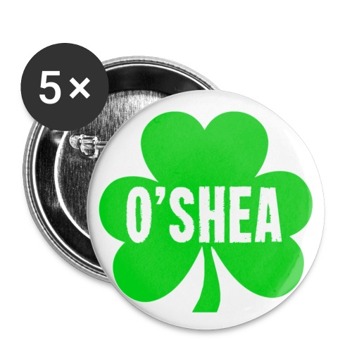O Shea - Buttons small 1'' (5-pack)