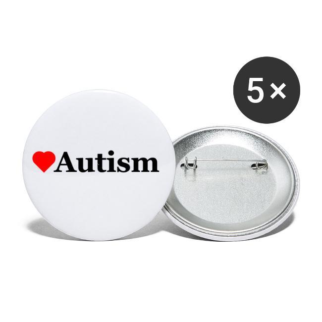 Heart Autism b