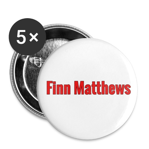 FM Logo - Buttons small 1'' (5-pack)