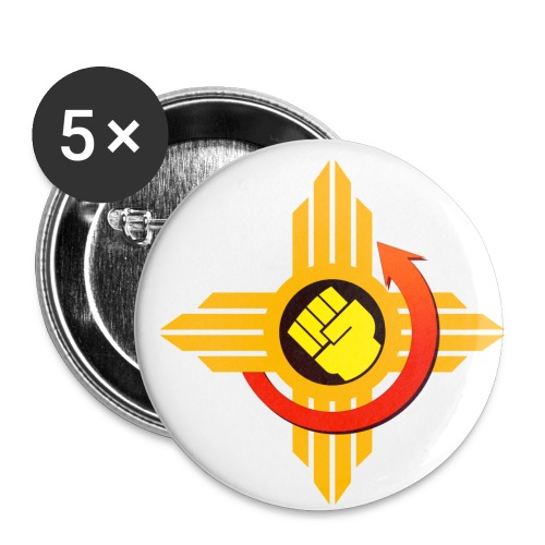 NM-ISM Icon - Buttons small 1'' (5-pack)