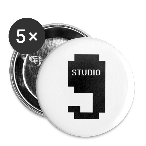 Studio9 OFFICAL acesories - Small Buttons