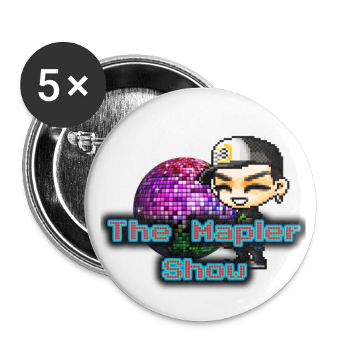 The Mapler Show Button - Small Buttons