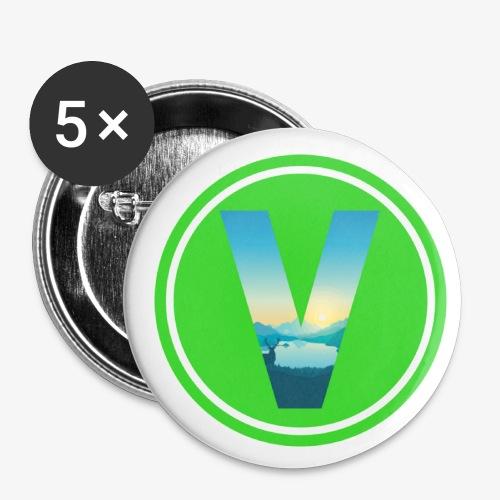 Vortech City - Small Buttons
