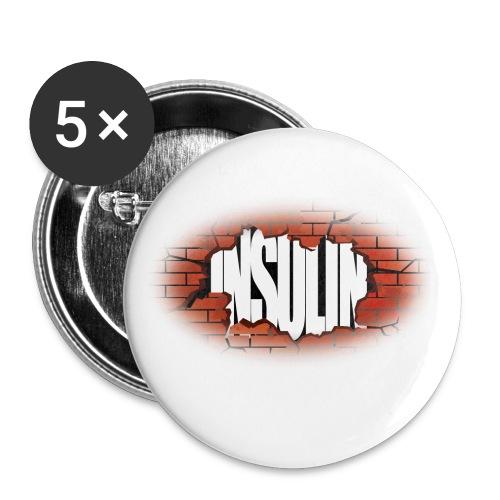 Insulin Breakthrough - Small Buttons