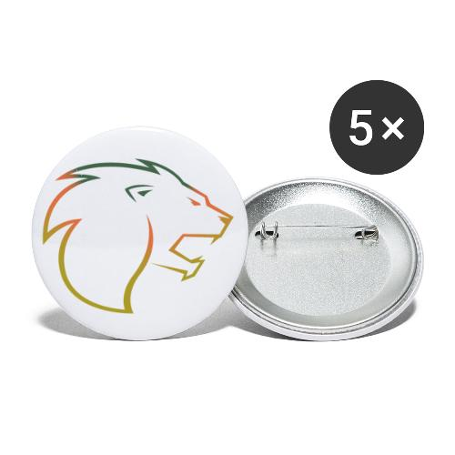 Protect LDS Children Logo - Buttons small 1'' (5-pack)