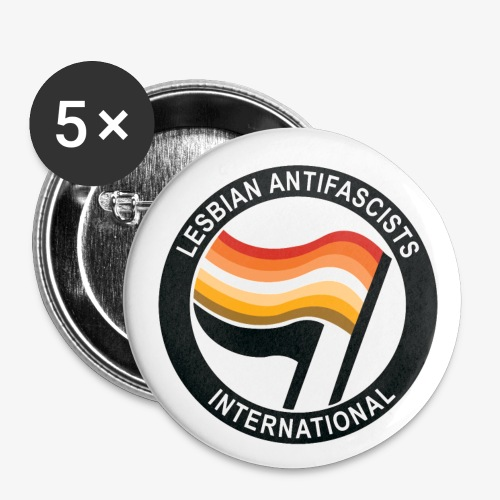 butch antifa - Small Buttons