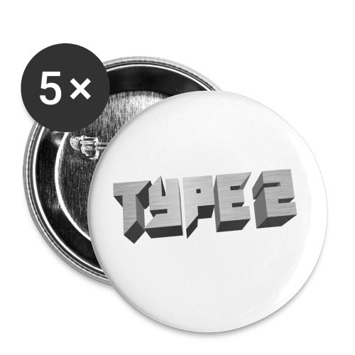 Type 2 - Small Buttons