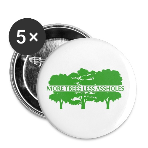 mtla - Buttons small 1'' (5-pack)