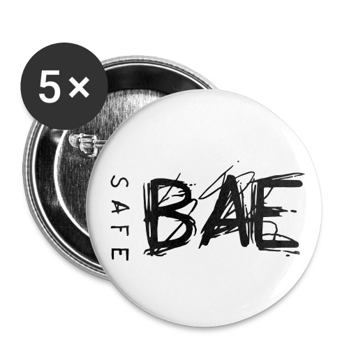 bae - Buttons small 1'' (5-pack)
