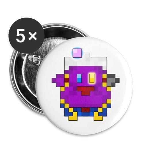Whiplash Emblem Lubble - Buttons small 1'' (5-pack)