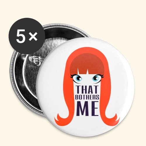 Coco TBM Graphic - Buttons small 1'' (5-pack)