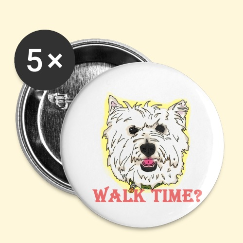 oliver cartoon - Buttons small 1'' (5-pack)