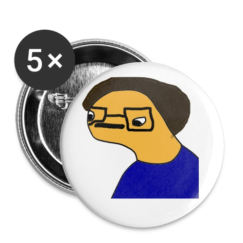MY ICON - Buttons small 1'' (5-pack)