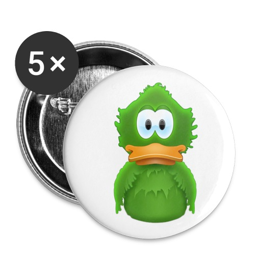 Adiumy Green - Buttons small 1'' (5-pack)
